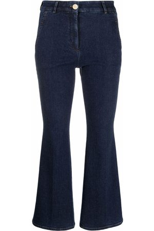 Incotex Women Flares - Cropped flared jeans
