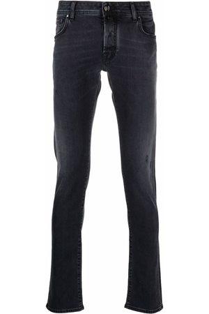 Jacob Cohen Low-rise skinny-fit jeans