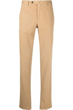 PT01 Men Chinos - Slim-cut chino trousers - Neutrals