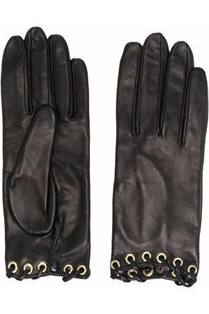 Manokhi Ring-detail gloves