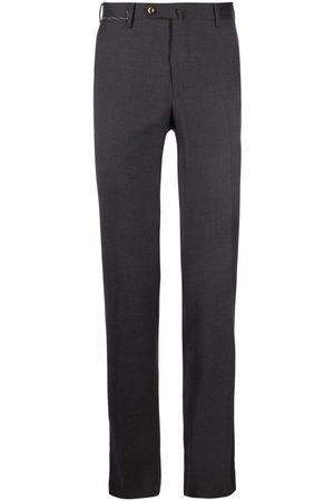 PT01 Slim fit wool trousers - Grey