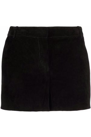 ERMANNO SCERVINO Slim-fit tailored shorts