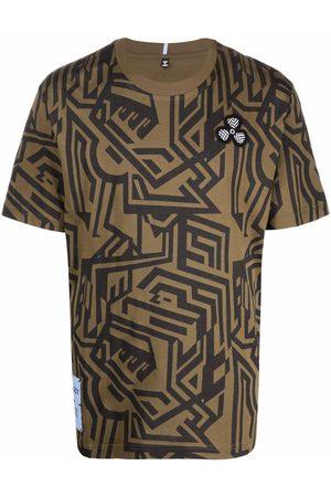 McQ Graphic-print short-sleeve T-shirt