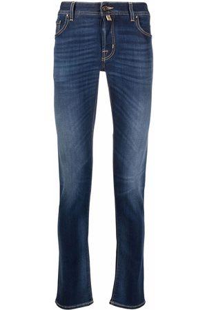 Jacob Cohen Low-rise sim-fit jeans