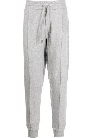 Bally Men Skinny Pants - Drawstring slim-fit trousers - Grey