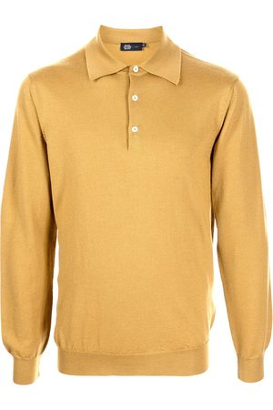 MAN ON THE BOON. Polo-neck ribbed sweater
