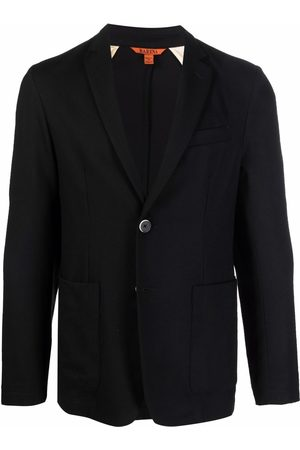 BARENA Single-breasted fitted blazer