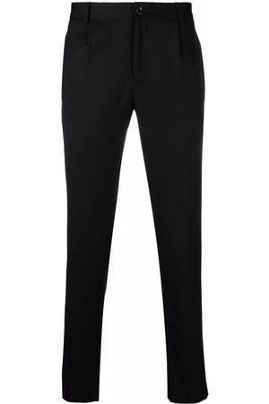 Incotex Men Formal Pants - Slim-cut tailored trousers
