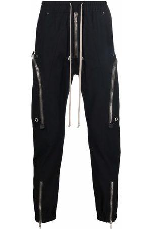 Rick Owens Men Cargo Pants - Bahaus cargo trousers