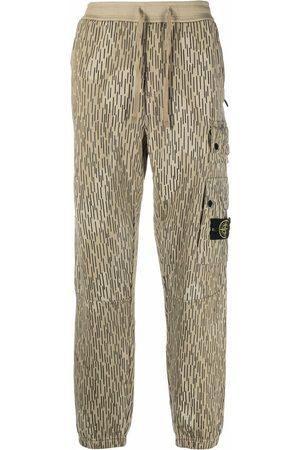Stone Island Rain Camo cargo trousers