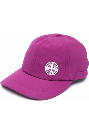 Stone Island Embroidered compass logo cap