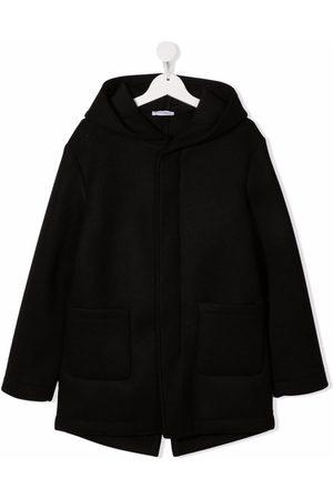 Paolo Pecora TEEN long-sleeve hooded coat
