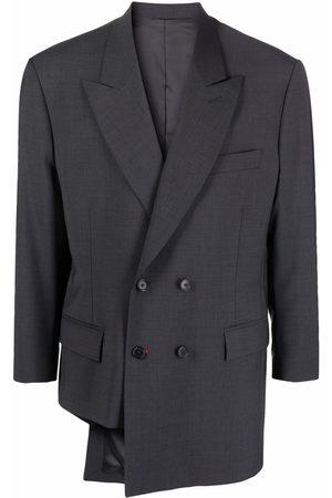 A BETTER MISTAKE Mistaker asymmetric blazer - Grey