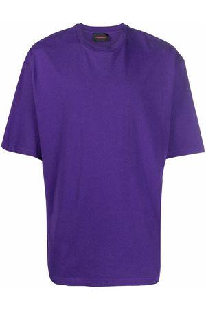 A BETTER MISTAKE Broken Glass cotton T-Shirt