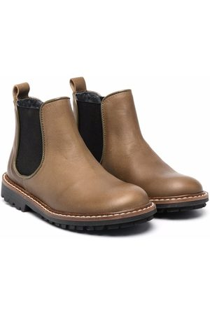 BONPOINT Elasticated side-panel boots