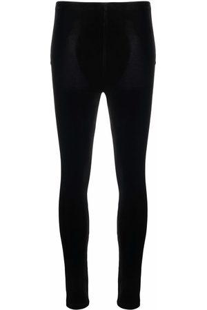 Alchemy Velvet skinny trousers