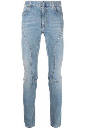 FAITH CONNEXION Seam-detail skinny-cut jeans