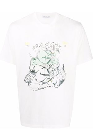 OUR LEGACY Graphic print T-shirt