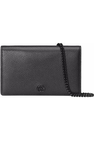 Gucci Women Wallets - Logo-plaque shoulder bag