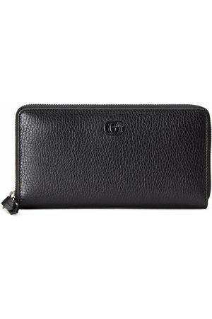 Gucci Women Wallets - Logo-plaque zip-fastening wallet