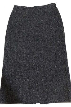 Max Mara Women Midi Skirts - Wool mid-length skirt