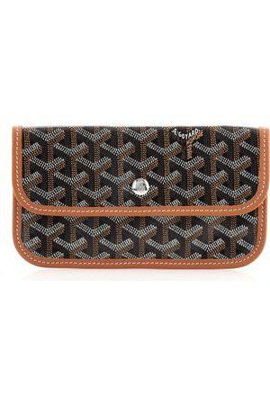 GOYARD Women Clutches - Leather clutch bag