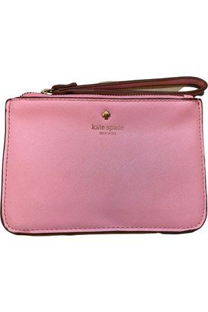 Kate Spade Vegan leather clutch bag