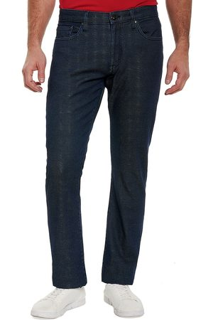 Robert Graham Haro Five-Pocket Jeans