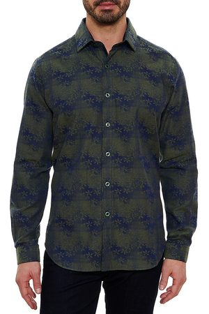Robert Graham Men Denim - Avalon Sport Shirt
