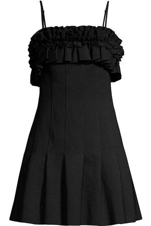 ELLIATT Women Evening dresses - Radicalism Frill Minidress
