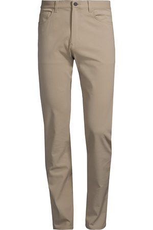 THEORY Raffi Neoteric Twill Five-Pocket Jeans