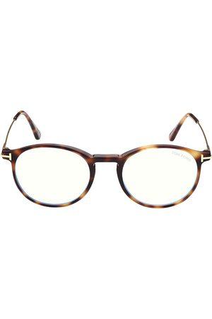 Tom Ford 51MM Filter Round Glasses