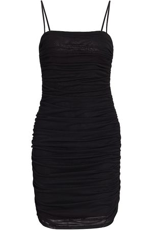 L'Agence Women Sleeveless Dresses - Karly Ruched Dress
