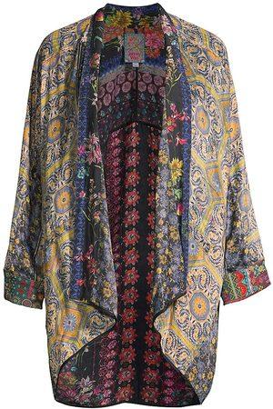 JOHNNY WAS Women Kimonos - Arcia Felix Reversible Kimono