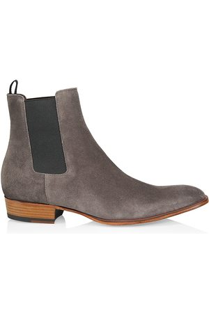 To Boot Men Chelsea Boots - Shawn Suede Chelsea Boots
