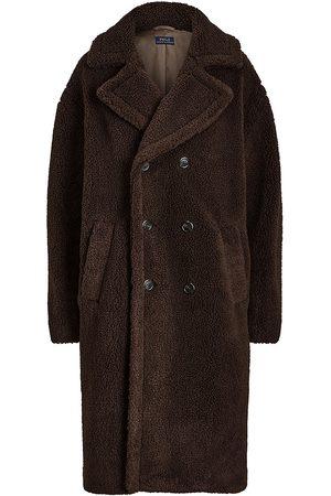 Polo Ralph Lauren Teddy Double-Breasted Long Coat