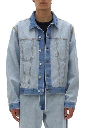 Helmut Lang Inside-Out Trucker Denim Jacket