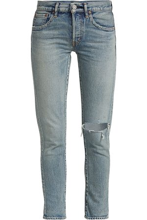 Moussy Women Tapered - Leonard Tapered Jeans