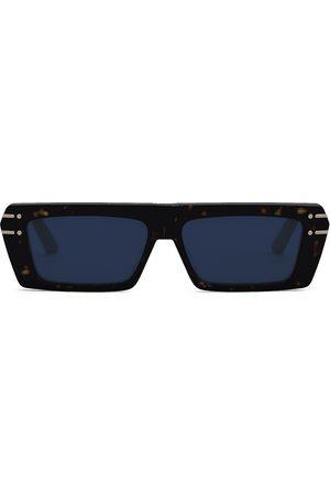 Dior Signature 54MM Rectangular Sunglasses