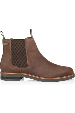Barbour Men Ankle Boots - Farsley Suede Ankle Boots
