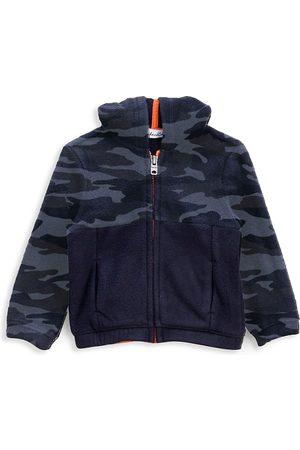 Splendid Baby Boy's Fleece Camouflage Print Jacket