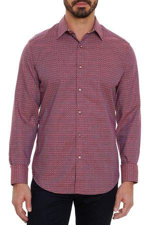 Robert Graham Men Denim - Wesselman Button-Down Shirt