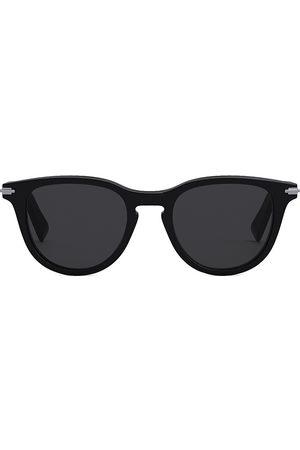 Dior Men Round - BlackSuit 50MM Round Sunglasses