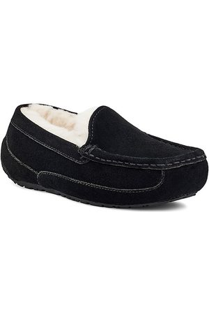 UGG Loafers - Kid's Suede Ascot Shoes