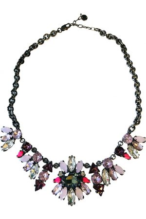 Juicy Couture Women Necklaces - Crystal necklace