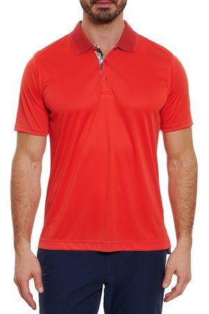 Robert Graham Men Polo Shirts - Pique Knit Polo