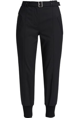 3.1 Phillip Lim Women Tracksuits - Belted Waist Utility Joggers