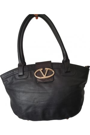 VALENTINO GARAVANI Women Purses - VLogo leather handbag