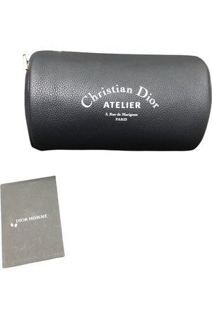 Dior Dior Roller leather weekend bag