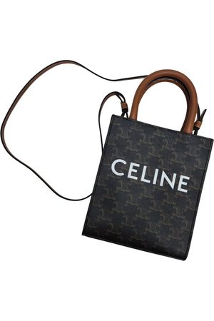 Céline Cabas Vertical cloth handbag